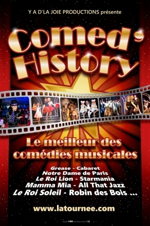 Comed'History