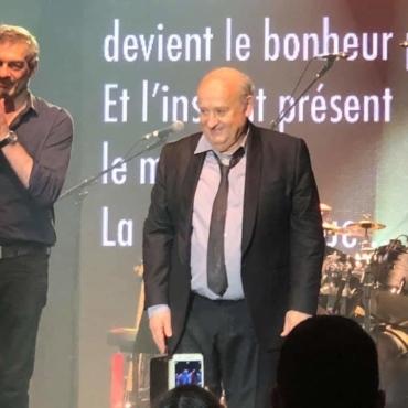 Michel Jonasz à Saint Gaudens