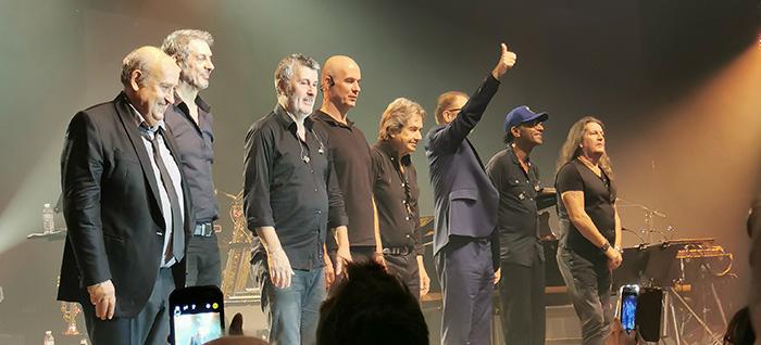 Michel Jonasz était en concert le 28 février 2020 à Saint Gaudens