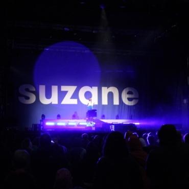 SUZANE en concert au festival Pau Music Live 1ère édition, en marge de la Foire de Pau 2021. Un festival programmé par Y A D'LA JOIE PRODUCTIONS